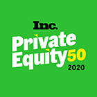 Inc. Private Equity 50, 2020